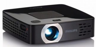 Picoproyector Philips PPX2480
