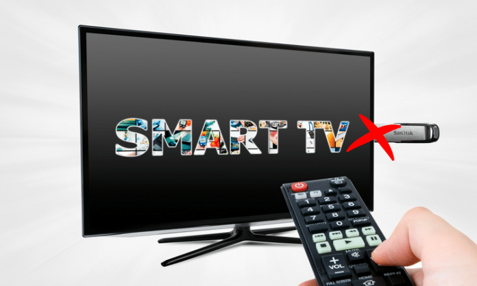 Smart tv no graba en pendrive USB
