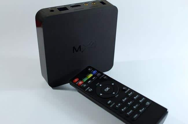 MX4 TV Box 4